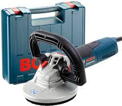 ROZETKA   <b>Шлифмашина по бетону Bosch</b> GBR 15 CA + чемодан ...