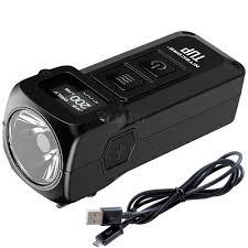 <b>NITECORE TUP</b> USB Rechargeable MINI Flashlight CREE XP L HD ...