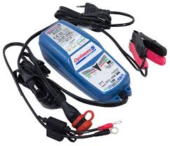 Купить Зарядное <b>устройство Optimate 5</b> Start-Stop синий по ...
