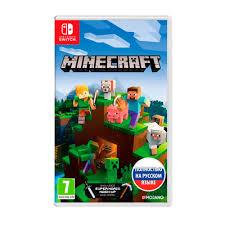 <b>Видеоигра</b> для <b>Nintendo Switch Minecraft</b>
