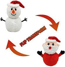 VEZARON US Fast Shipment Christmas Reversible <b>Santa Toy</b> ...
