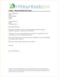 4 salary increase letter templatereport template document salary increase letter template 1 jpg