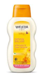 Weleda Baby <b>Comforting Baby Oil</b> with <b>Calendula</b> Extracts, 6.8 fl oz ...