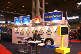goodyear showcases new ejob app at cv show   tyretrade iethe new app ejob will allow service operatives to instantly record and receive information using mobile devices  in this way  information and photographs