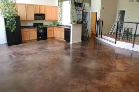 Concrete Floor Kitchen Amazing Paint For Concrete Floor 2017 Cool Home Design Luxury With