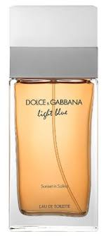 Dolce & Gabbana - Dolce & Gabbana <b>Light Blue Sunset in</b> Salina ...