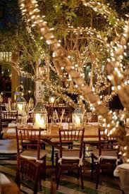 wedding lights backyard wedding lighting