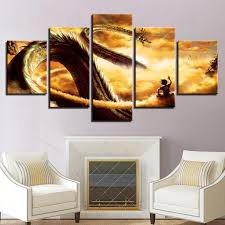 Canvas HD Prints Pictures Modern Wall Art <b>Framework 5 Pieces</b> ...