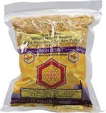 High Desert - Bee Pollen Granules - 16 oz.: Health ... - Amazon.com