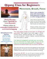 news palm beach oriental medicine qigong classes