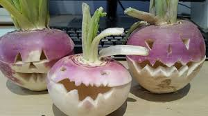 Resultado de imagen para jack-o'-lantern turnip
