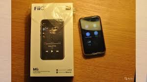 <b>Плеер Fiio m6</b> купить в Москве | Бытовая электроника | Авито