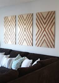 oversize wall decor oversized diy wall art made from plywood