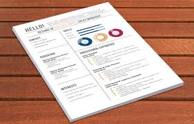 resume template accessible resume middot mycvfactory check out the cv in video