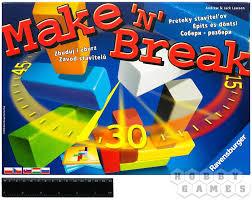 Make 'n' <b>Break</b> | Купить <b>настольную игру</b> в магазинах Hobby Games