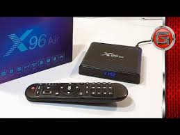 X96 Air 8K Android Tv Box 4GB Ram 64GB Rom Review - YouTube