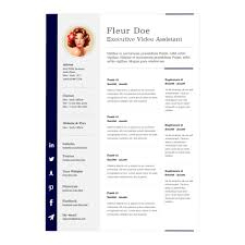 resume template executive templates classic in one page  81 charming one page resume template