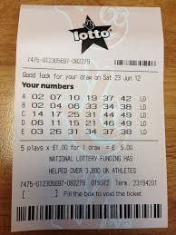 Image result for lottery ticket