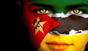 Resultado de imagem para bandeira moçambicana