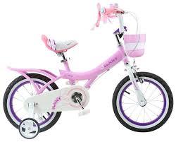 Детский <b>велосипед Royal Baby</b> RB14G-4 Bunny Girl Steel 14 ...