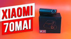 Обзор <b>Xiaomi 70mai</b> Smart Dash Cam Pro / Умный ...