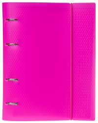 <b>Тетрадь Hatber Diamond</b> Neon Розовая 120 листов А5+ на 4-х ...