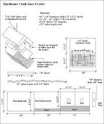 Woodwork Bird feeder designs dimensions Plans PDF Download Free    Bird Feeder Designs Dimensions
