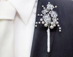 бутоньерки: лучшие изображения (9) | Свадебные украшения из ...