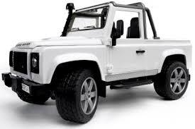 Игрушка <b>Bruder</b> 02-591 <b>Внедорожник</b>-<b>пикап Land Rover</b> Defender ...