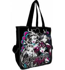 <b>Сумка Monster High</b>. Киндерлайн Интернэшнл, 2014г. купить в ...
