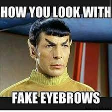 Eyebrow Memes   Kappit via Relatably.com