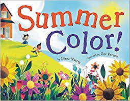 Summer Color! (9780316370943): Murray, Diana ... - Amazon.com
