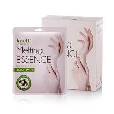 <b>Маска</b>-<b>перчатки для рук</b> с маслами и экстрактами Petitfee Koelf ...