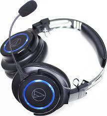 <b>Беспроводные наушники Audio-Technica ATH-G1WL</b>, черный в ...