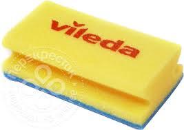 Купить <b>Губка</b> для ванной комнаты <b>Vileda Glitzi</b> Jumbo 1шт с ...