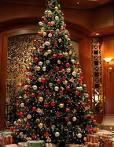 Как украсить (нарядить) ёлку на Новый год