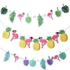 2.20 per <b>3m</b> Ebay <b>flamingo garland</b>