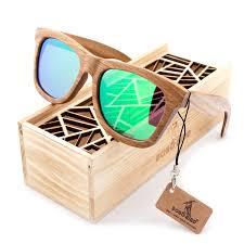 BOBO BIRD Men Women <b>Fashion 100</b>% <b>Handmade Wooden</b> ...