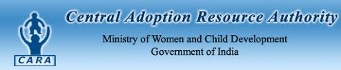 Image result for India's Central Adoption Resource Authority (CARA)