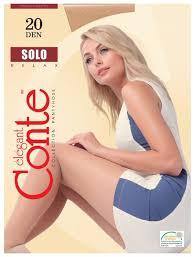 <b>Колготки Conte</b> Elegant <b>Solo</b> 20 den — купить по выгодной цене ...