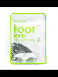 Beauty153 <b>Diamond</b> Foot Mask Увлажняющая <b>маска для ног</b>