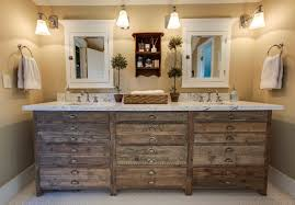 rustic bathroom vanity pcd  master bathrooms with double sink vanities pictures