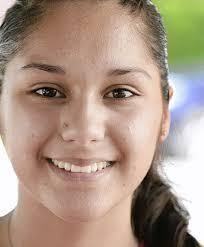 Neues Gesicht bei den Weiler Oberliga-Frauen: Judith Morales aus Chile Foto: Matthias Kaufhold - 49307506