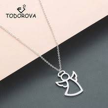 <b>Angel</b> Pendant Stainless Steel Promotion-Shop for Promotional ...