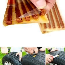 5pcs/lot Tubeless tire repair Scooter <b>Bike</b> Automobile Car ...