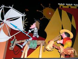 in the heart defeat despair disney s it s a small world features don quixote and sancho panza walt disney