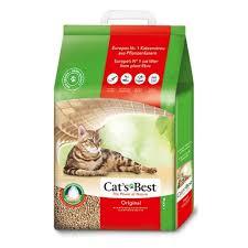 <b>Наполнитель</b> для кошачьих туалетов <b>Cat's Best</b> Original (Eko plus ...