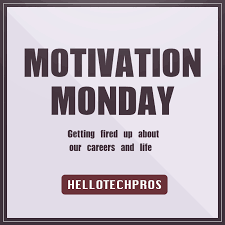 when life pushes you before you re ready motivation monday available on motivation monday and hello tech pros daily podcasts