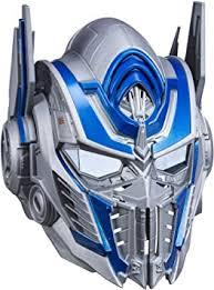 <b>Transformers</b> The Last Knight Optimus Prime Voice Changer <b>Helmet</b>