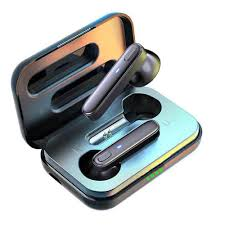 <b>R20 TWS</b> Earphone Bluetooth Wireless Headset Waterproof Deep ...